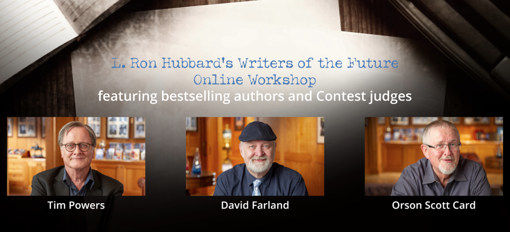 L. RON HUBBARD'S Writers of the Future - Online Workshop - FREE 1